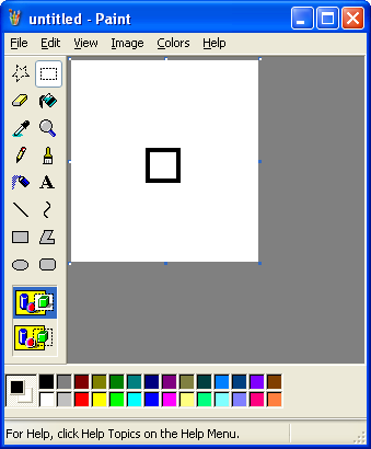 mspaint tutorial rotate by 45 degrees nerd paradise