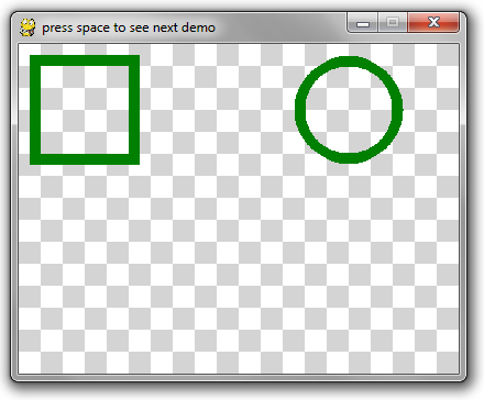 PyGame Tutorial: Geometric Drawing : Nerd Paradise